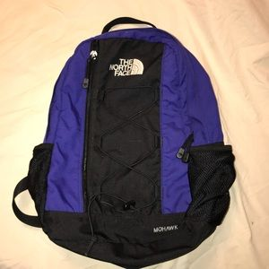The north Face Mohawk backpack